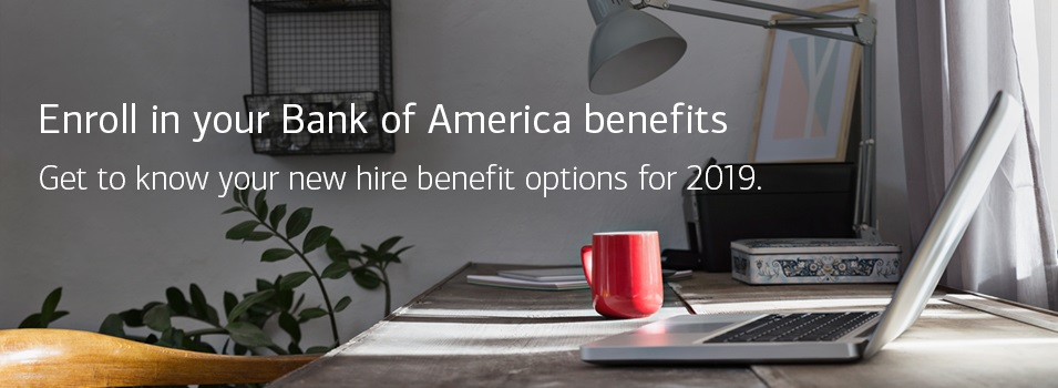 Employee Resources at Home for Bank of America Employees