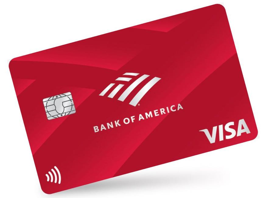 Bank of America® Cash Back Rewards Credit Card with 8% Choice