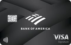 Bank of America premium rewards card