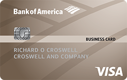 Platinum visa business credit card from bank of america get a competitive apr with no annual fee with a platinum visa business credit card colourmoves