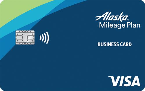 Alaska Airlines Visa® Business Credit Card from Bank of America